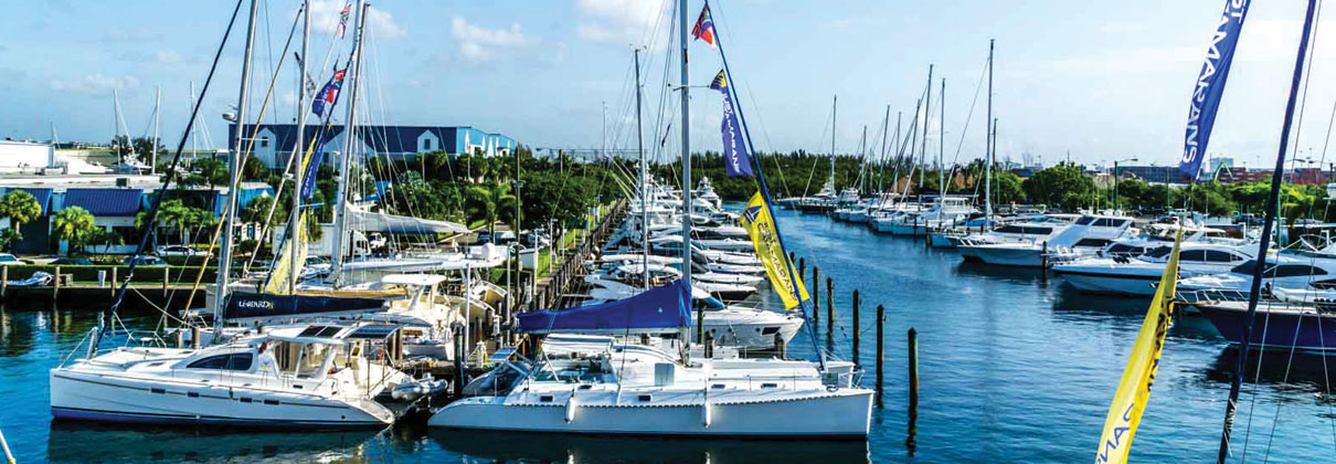 Harbour Towne Marina Dania Beach, Florida