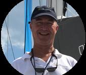Catana Catamaran Specialist Derek Escher
