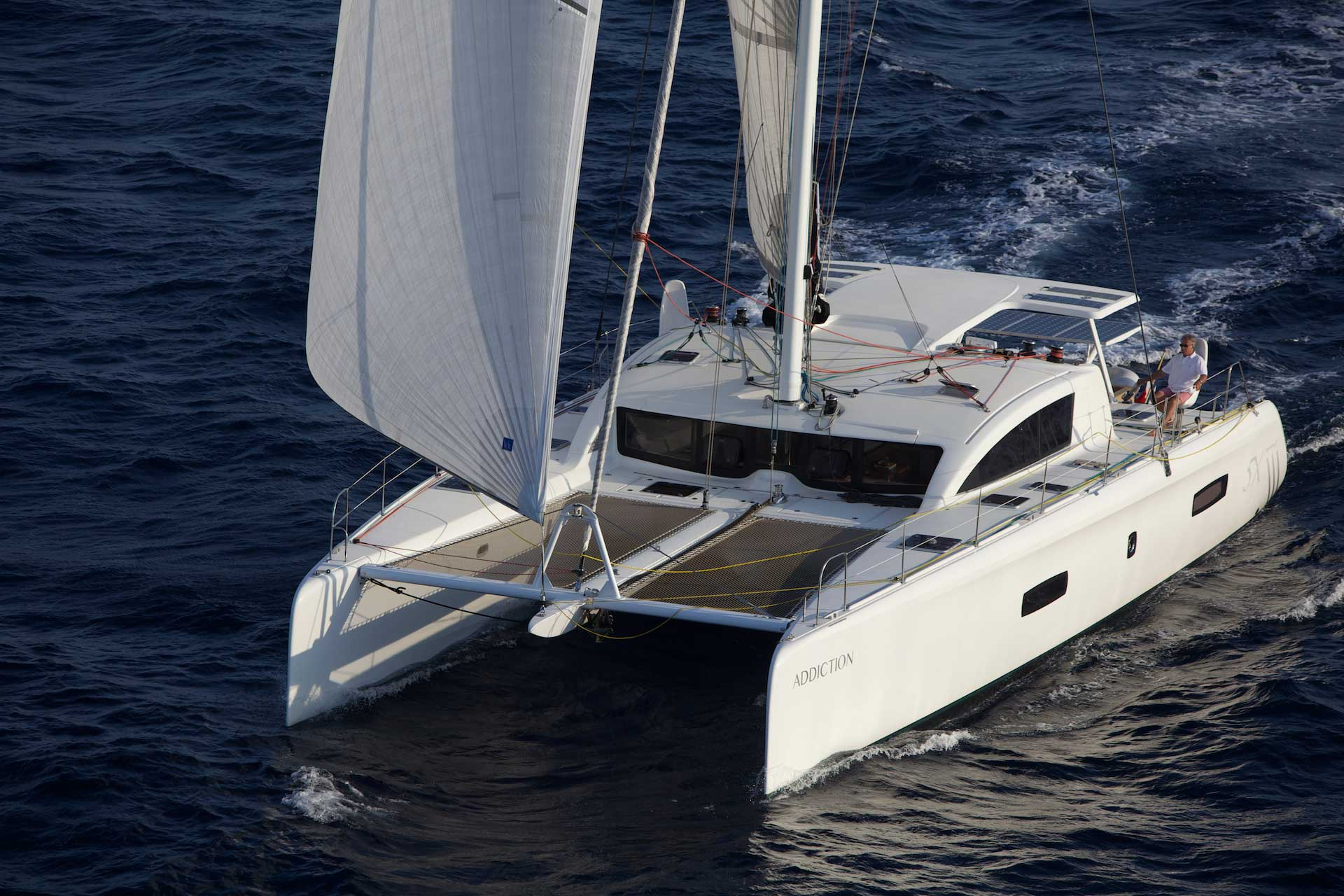 outremer 51 performance catamaran