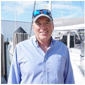 Annapolis Catamaran Broker Robert Taylor