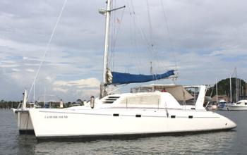 2006 Leopard 47 Catamaran Sold by Just Catamarans