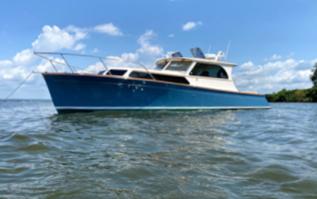 2006 Marlow 375 Prowler Yacht Sold POISSON