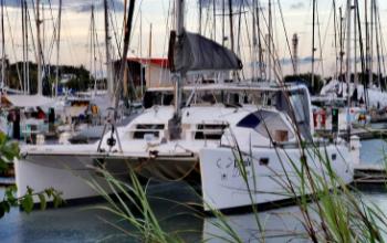 2013 Admiral 40 Catamaran by Just Catamarans