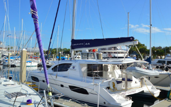 2015 Leopard 44 Catamaran FREE TOGETHER sold