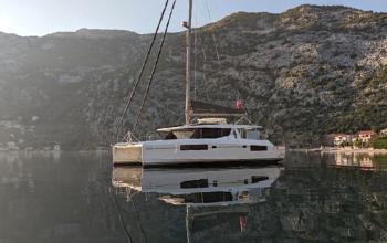 2017 Leopard 45 Catamaran sold by Just Catamarans