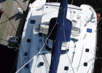 AINULINDALE_2007_Lagoon 440_Catamaran for sale_Just Catamarans_just cats_top view