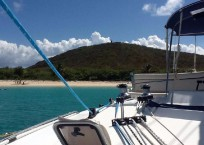 AINULINDALE_2007_Lagoon 440_Catamaran for sale_Just Catamarans_just cats_winch