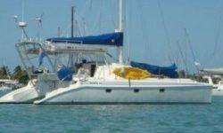 Manta Catamaran sold