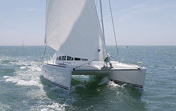41' Lagoon S2 Catamaran sold