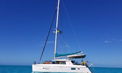 Lagoon 420 Catamaran sold
