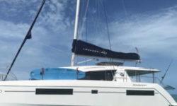40' Leopard Catamaran