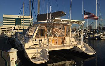 43' Leopard Catamaran