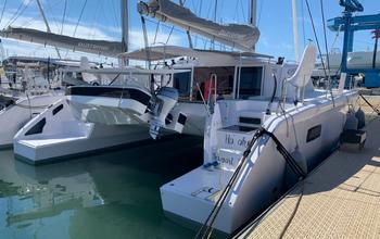 New Outremer 45 Catamaran HO'OKE