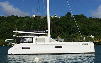 Outremer 45 Catamaran sold