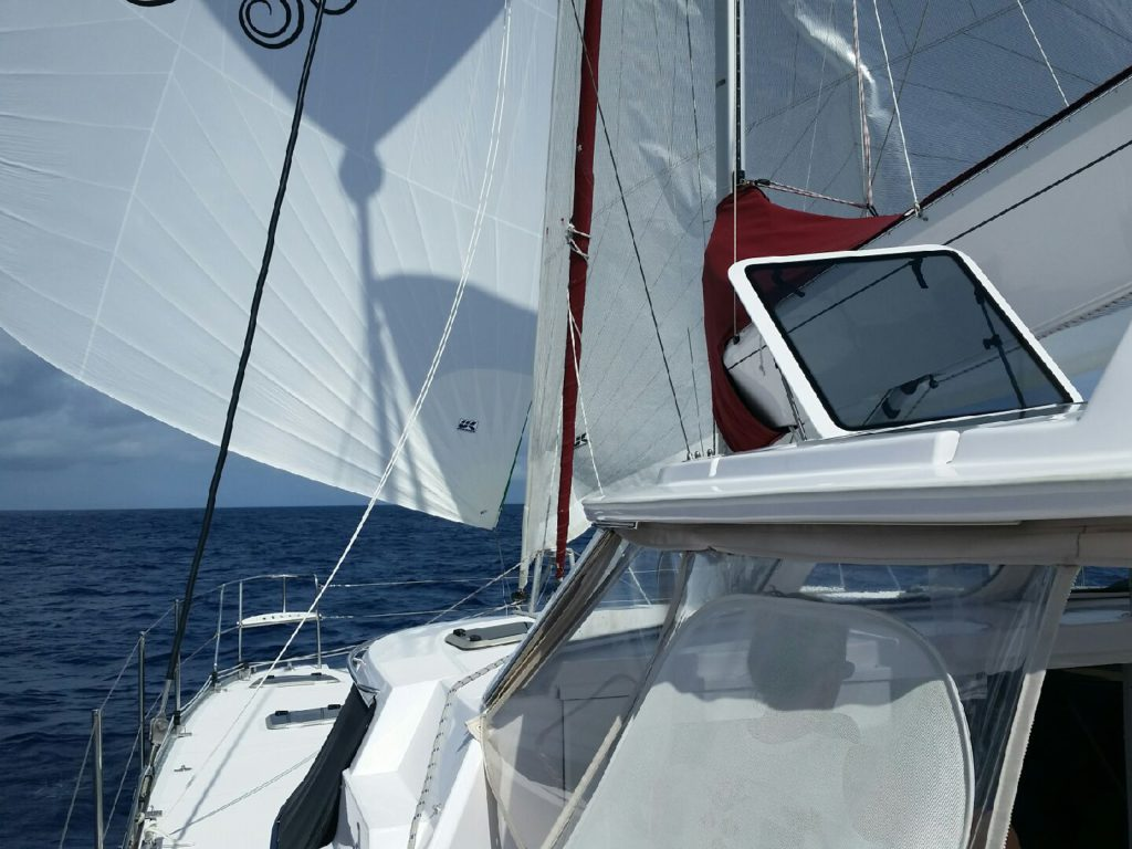 Antares 44e Catamaran brokers