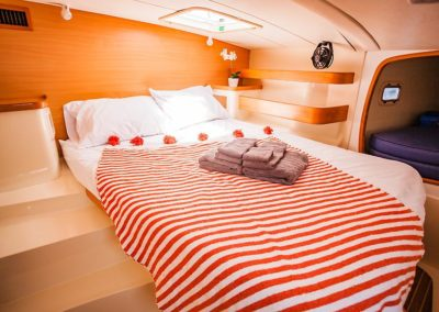 CALYPSO_Leopard 42_catamaran for sale_just catamarans_cabin