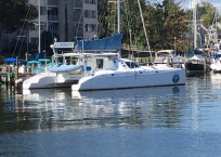 Ocean Cat 49 catamaran