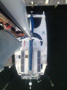 Manta 42 Catamaran
