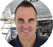 Manta Catamaran Specialist Jim Ross