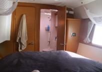 Lagoon 421 KARIS cabin