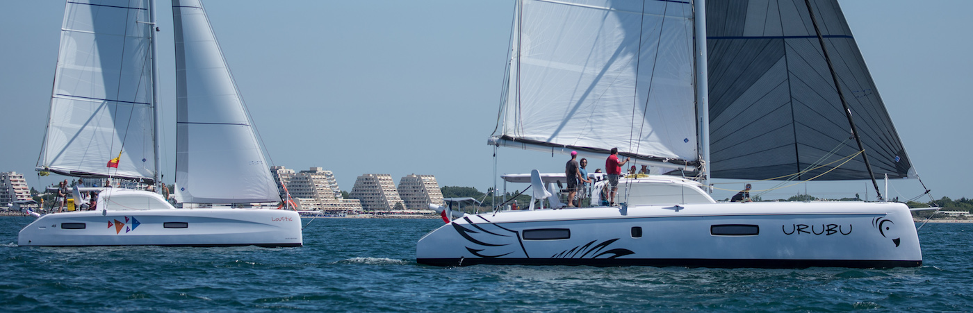 Outremer Catamarans for Sale with Just Catamarans