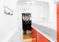 Extreme h2o gunboat catamaran locker