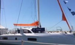 Outremer 51 Debut at La Grande Motte