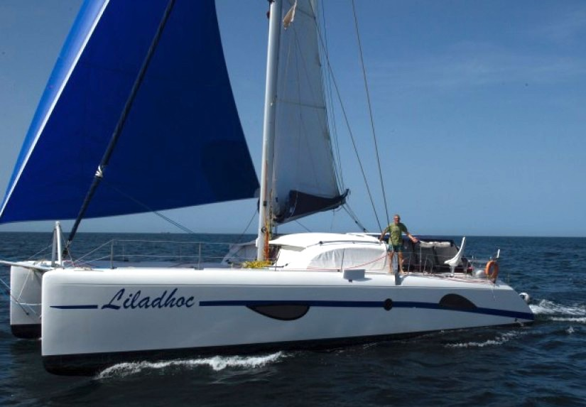 Outremer Catamarans dealer Just Catamarans