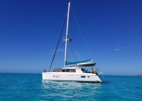 Lagoon 420 Catamaran Sumaya Sol Profile