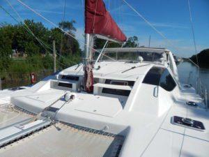 Admiral Executive 40 catamaran for sale