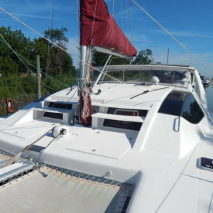 Admiral Executive 40 catamaran for sale