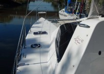 Admiral Executive 40 catamaran for sale port