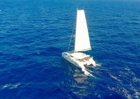 Fountaine-Pajot-Lipari-41-Catamaran-cruising