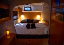 Fountaine Pajot Lipari 41 Catamaran-master cabin