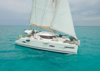 Fountaine-Pajot-Lipari-41-Catamaran-for-sale
