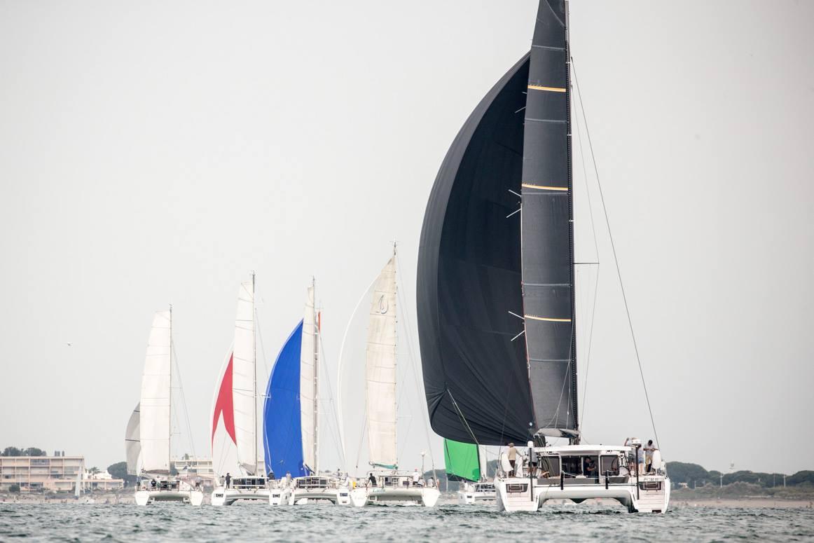 Outremer Cup regatta 2018
