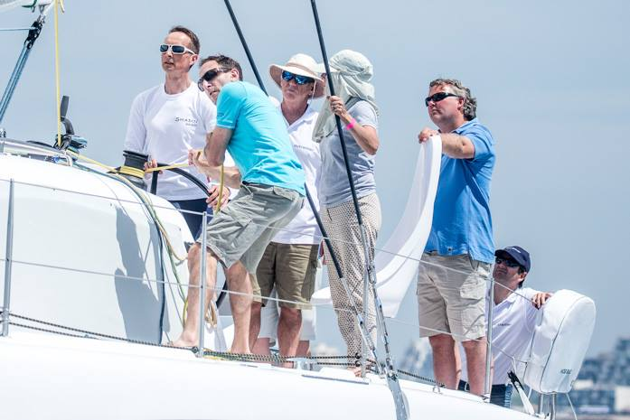 Outremer Cup 2018 clients
