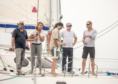 Outremer Cup 2018 people