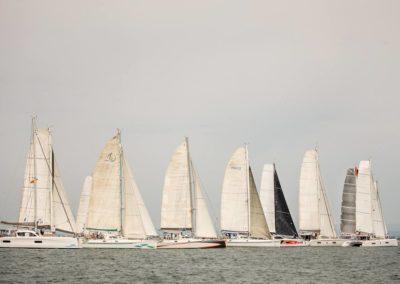 Outremer Cup 2018 regatta