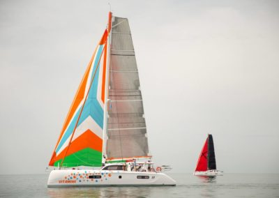 Outremer Cup 2018 vitamine