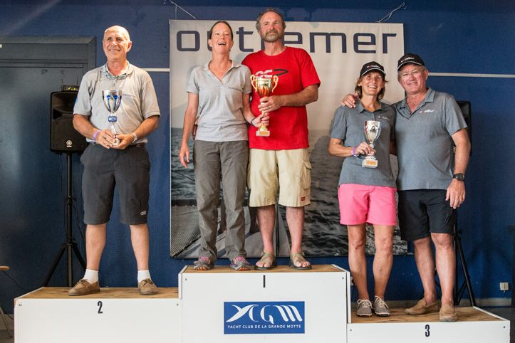 Outremer Cup 2018 winners