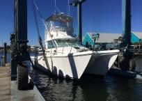 Baha cruisers 340 King Cat Power Catamaran