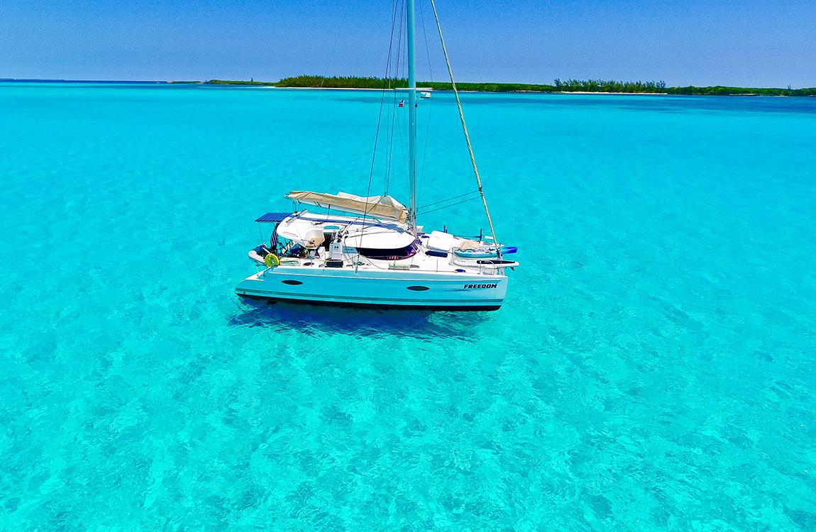 fp lipari catamaran