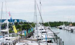 Fountaine Pajot catamaran repair