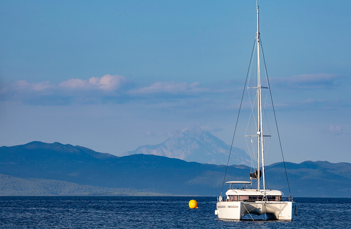 why buy a catamaran