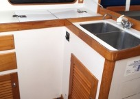 J Boats galley