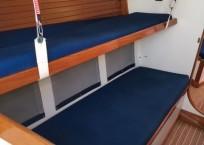 J Boats cabin