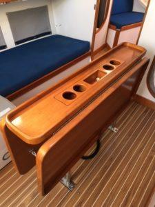 J Boats table