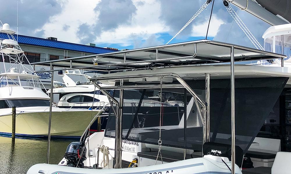 leopard catamaran 45