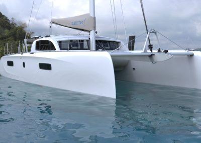 Outremer 51 new catamaran
